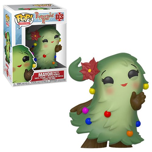 New Peppermint Lane Pop Town And Pop Vinyls Coming Soon