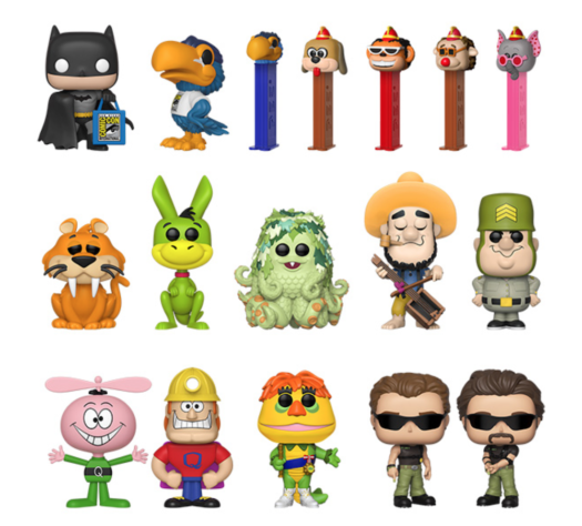 Funko On Twitter Toy Fair New York Reveals Yu Yu: New SDCC Funko Shop Shared Exclusives Now Available Online