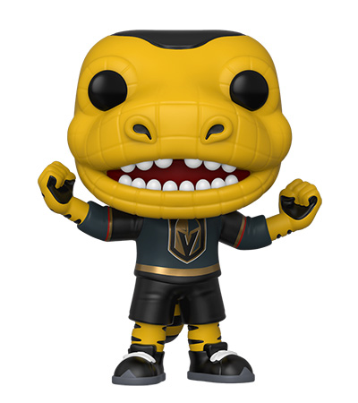 the best attitude 0e08f 6688f Previews of the new NHL Mascot Pops Released! | Pop Vinyl World