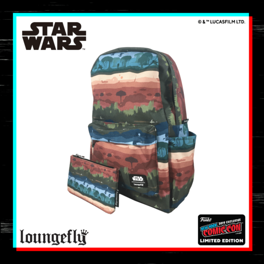Previews Of The Upcoming Nycc Exclusive Loungefly Star
