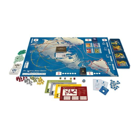Funko Pan Am Strategy Board Game New 2020
